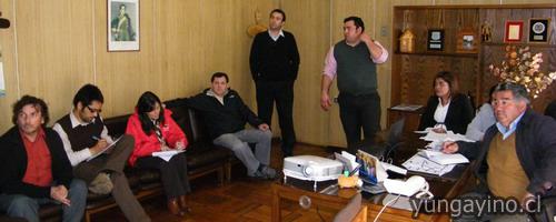 Delegada Provincial de Serviu se Reunió con Alcalde