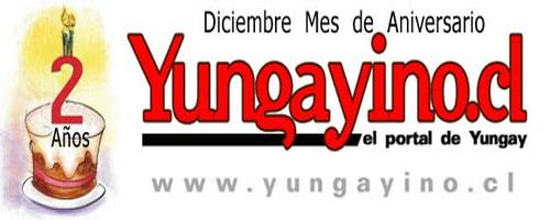 YUNGAYINO.CL - Aniversario Portal de Yungay