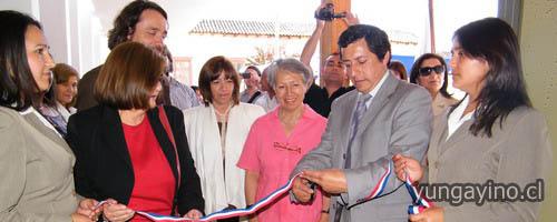 Pemuco Inaugura Su Flamante Primera Biblioteca Pública