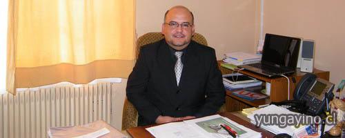 Carlos Zapata Sanchez, Director Hospital Comunitario de Salud Familiar