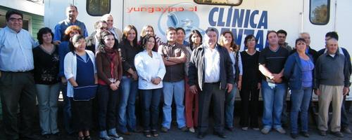Clinica Dental Móvil en Ranchillo, Yungay
