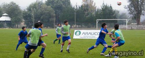 YUNGAYINO.CL - Copa Arauco 2011
