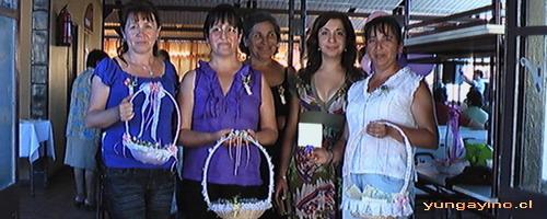 Día Internacional de la Mujer en Pemuco