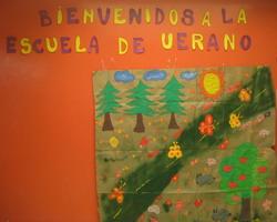 Escuela de Verano 2009 en Yungay