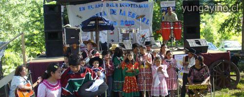 1º Muestra de la Esquila, Juegos Típicos y Expresiones Artísticas en Pemuco