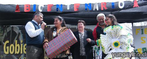 Yungay Celebró la Fiesta de San Francisco