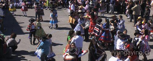 Celebración Fiestas Patrias en Colegio Divina Pastora