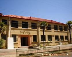 Escuela Fernando Baquedano de Yungay