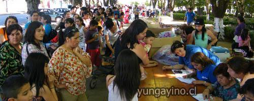 YUNGAYINO.CL - Entrega de Juguetes Navidad, Municipalidad de Yungay
