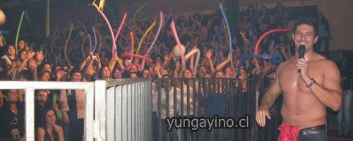 La noche Femenina se Vivió en Yungay