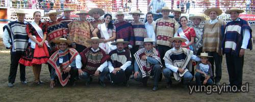 Finalizó Primer Rodeo Clasificatorio Centro Sur en Pemuco