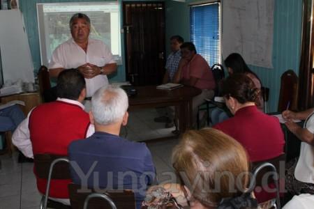 Alcalde Anuncia Inicio de Obras Emblemáticas en Campanario