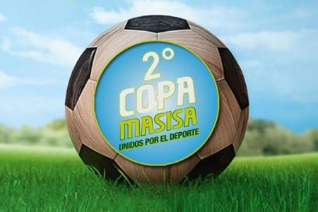 """Este fin de semana en Cabrero parte Copa Masisa """"Unidos por el Deporte"""""""