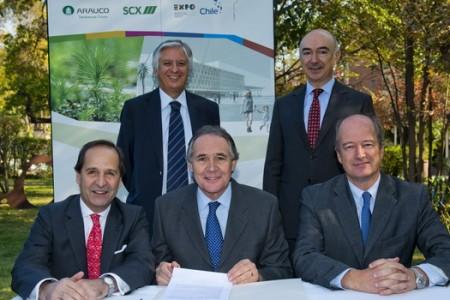 Firman Acuerdo de Neutralización del Pabellón Chileno en Expo Milán 2015