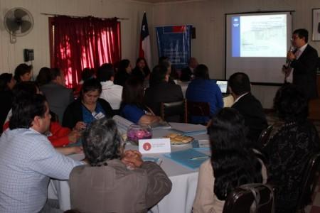 Hospital Comunitario de Salud Familiar Pedro Morales Campos de Yungay Realizó su Rendición de Cuenta Pública Participativa 2014