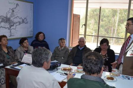 """Consejo Desarrollo Social de Salud del Hospital """"Pedro Morales Campos"""" de Yungay da a Conocer Programa de Trabajo 2015"""