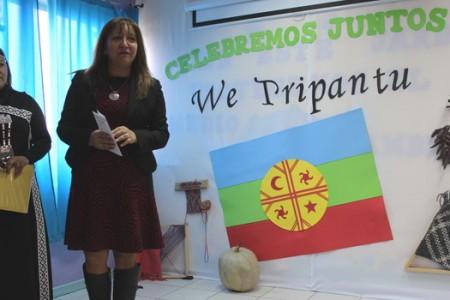 "Jardín Infantil ""Cuncunita"" de Cholguán Celebró Año Nuevo Mapuche"