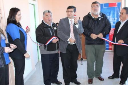 Inaugura Nueva Ampliación en Hospital Comunitario de Salud Familiar Pedro Morales Campos de Yungay