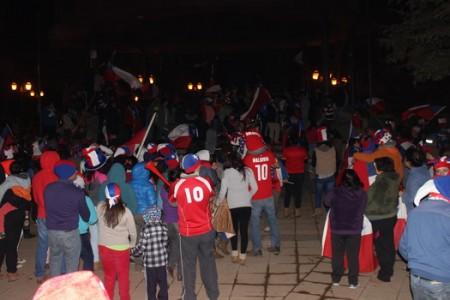 Chile es Campeón de América y Yungayinos Celebran el Histórico Triunfo