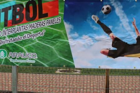 """Semifinal """"Copa Maderas Arauco 2015"""" se Disputará en Yungay"""
