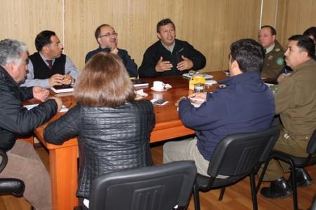 Provechosa Reunión Entre Frontel y Municipio