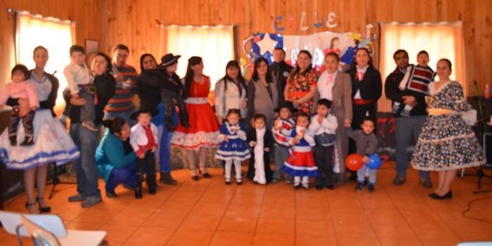Sala cuna y jard n infantil mundo de amor celebr for Cronograma jardin infantil 2015