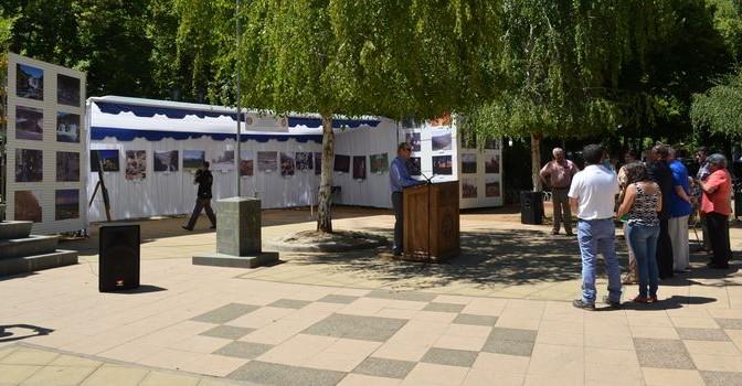 Club Rotary Yungay y Biblioteca Inauguran Exposición Fotográfica
