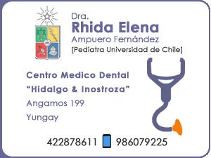 Rhida Ampuero / Pediatra