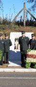 Gendarmería Rindió Homenaje a Personal Fallecido en Accidente en Ruta Yungay-Huepil