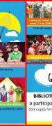 Biblioteca de Yungay Invita a Participar de Actividades en Vacaciones de Invierno
