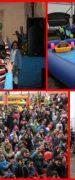 """Municipio de Yungay Celebro """"Día del Niño"""" en Yungay y Campanario"""