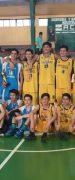 Colegio Teresiano de Los Ángeles Gano Campeonato de Basquetbol Sub-14 Disputado en Yungay