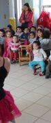 """Niños del Jardín Infantil y Sala Cuna """"Verde Amanecer"""" Disfrutaron de Cuentos y Titeres"""