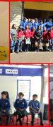 """En la Escuela Los Mayos se dio Inicio a la """"Semana del Inglés o English Week"""" en Yungay"""