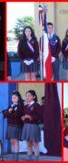 Escuela Fernando Baquedano de Yungay Celebro 31 Años de Vida con Acto y Desfile