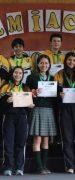 Colegio Cholguán Realizó Premiación de Actividades Extraescolares