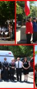 Yungay Celebró 175 Años de Vida con Acto Cívico y Desfile