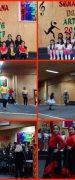 Semana Artística se Realizó en Colegio Cholguán