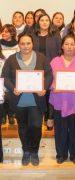 """Programa + Capaz"" Certifica a 40 Yungayinas y Yungayinos"