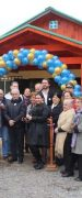 Alegría de Vecinos del Sector Baquedano de Yungay con la Inauguración de la Sede Comunitaria del Club Real Baquedano