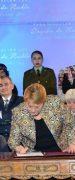 Presidenta Bachelet Promulgó la Ley que Crea la Nueva Región de Ñuble