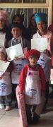 """Final del Primer Concurso """"Master Mini Chef"""" en Yungay"""