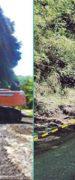 Realizan Arreglos en Rutas N-933 y N-935 Mejorando Accesos a Santa Lucía Bajo