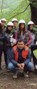 Visita Educativa del Liceo de Huépil a PCH El Pinar