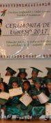 """Jardín Infantil y Sala Cuna """"Verde Amanecer"""" de Yungay Realizó Emotiva Ceremonia de Egreso Nivel Medio Mayor 2017"""