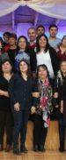 Profesores y Asistentes de la Educación del Liceo Yungay, Despiden, a Quien Fuera su Director por 5 años, Don Sergio Villalobos Moreno