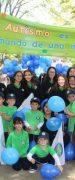 Con Marcha en Yungay Conmemoran Día Mundial de Concienciación del Autismo