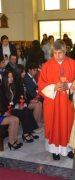 Obispo Carlos Pellegrin Preside Confirmaciones en la Parroquia San Miguel Yungay