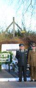 Gendarmería de Chile Rindió Homenaje a Personal Fallecido en Accidente Hace  10 Años en Ruta Yungay-Huepil