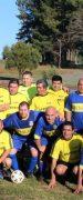 """Club Deportivo L y V de Yungay Disputó Encuentro Amistoso de Fútbol con el Club Deportivo """"Bellavista"""" de Talcahuano"""